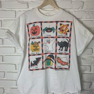 1993 Halloween Tee SIZE:XL